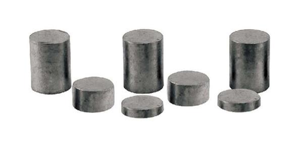 Pine Car Weight 2oz. Tungsten Incremental Cylinder