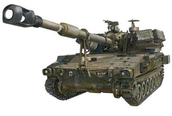 1/35 M109A1 (ROCHEV) IDF Tank