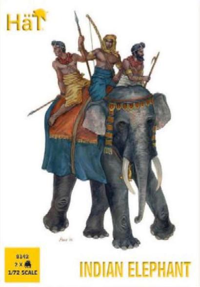 Indian Elephant (1:72)