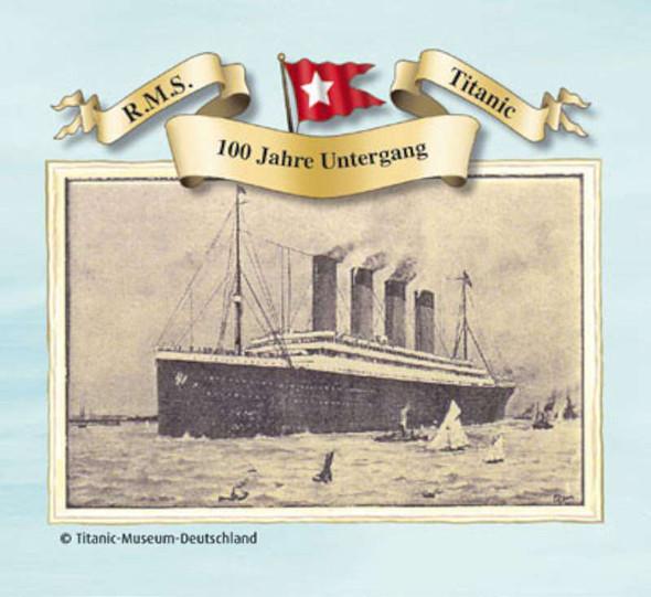 Revell 05210 R.M.S. Titanic 1:700 Ship Kit