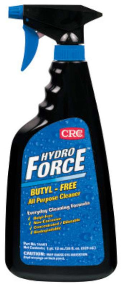 CRC HydroForce® Butyl-Free All Purpose Cleaners