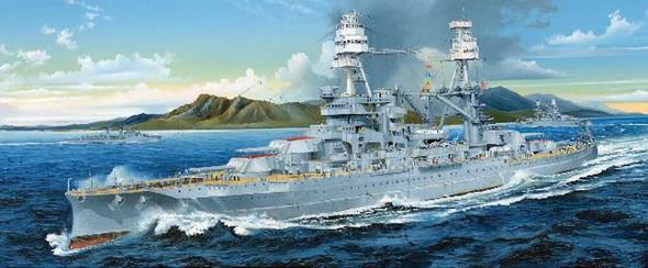 Trumpeter TSM3701 1/200 USS Arizona BB39 Battleship 1941