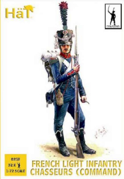 Hat Industrie French Chasseurs Command (1:72)