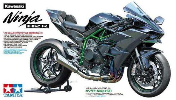 Tamiya 1/12 Kawasaki Ninja H2R 14131