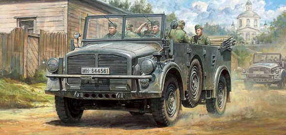 Tamiya 32586 German Horch Type 1A 1/48 Scale Kit