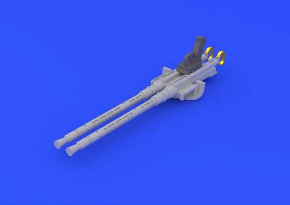 Airplane Model Kit - mg 81Z Gun- 1:48 -Eduard