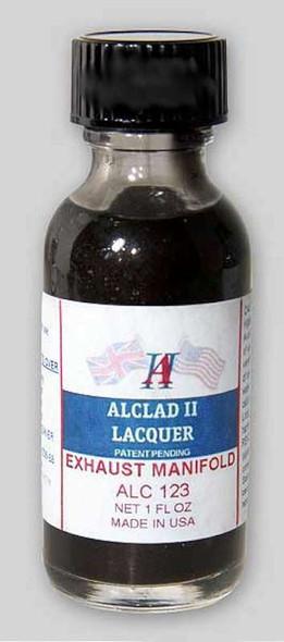 Alclad II 1oz. Bottle Exhaust Manifold Lacquer