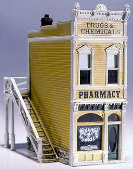 Woodland Scenics Pharmacy Kit HO D221