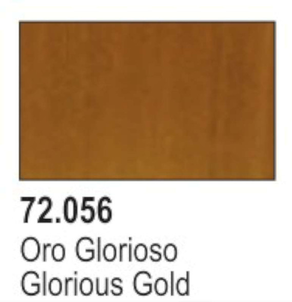 Vallejo 72056 Glorious Gold