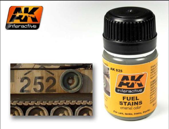 AK Interactive - Fuel Stains - AK00025