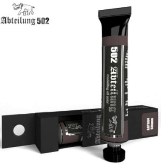 Weathering Oil Paint Bitume 20ml Tube