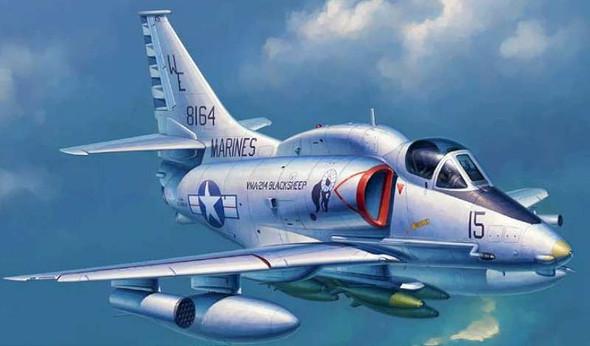 A-4M Skyhawk, 1/32 by Trumpeter, Model Airplane