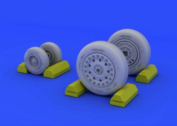 F 4b/n Wheels Academy - 1:48 -Eduard