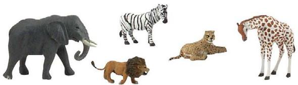 Woodland Scenics - SP4346 Scene Setters African Wildlife Clamshell Pkg