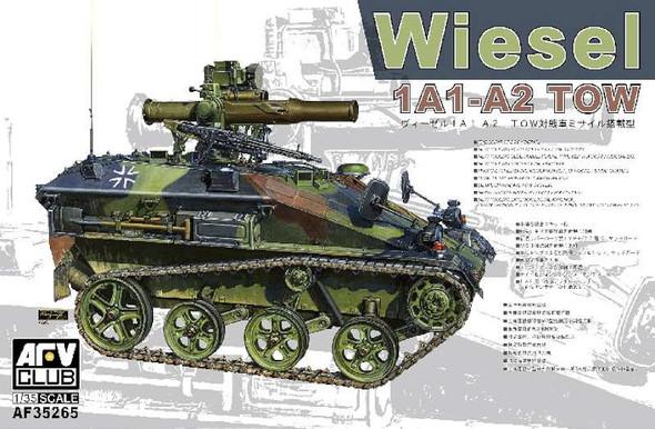 AFV35265 1:35 AFV Club Wiesel 1A1-A2 Tow [Model Building KIT]
