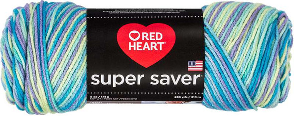 Red Heart Super Saver Pooling Yarn Stillwater
