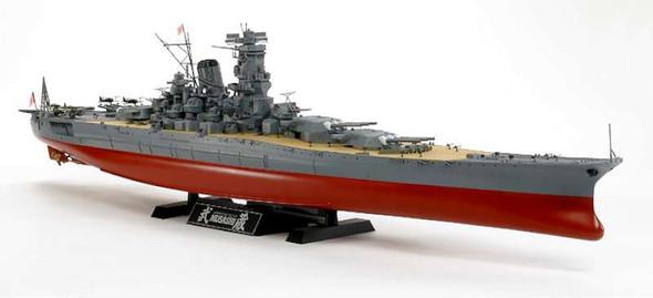 Tamiya 78031 - 1/350 Japanese Battleship Musashi