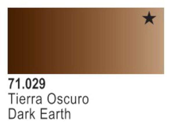 Dark Earth (FS30118), 17ml by Vallejo, Model Paint