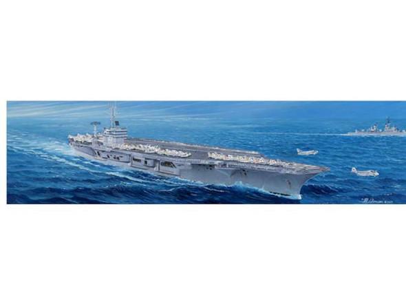 Trumpeter 05605 USS NIMITZ CVN 68 1975