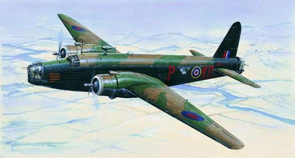 Airplane Model Kit - Vickers Wellington Mk.III- 1:48 -Trumpeter
