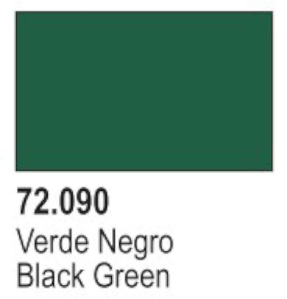 Vallejo 72090 Black Green