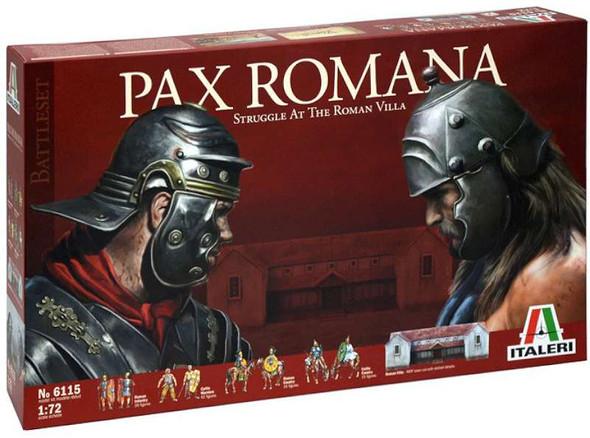 Italeri 1/72 Pax Romana Battle Set 6115S