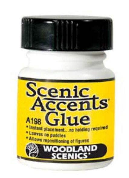 Woodland Scenics 198 Scenic Accents Glue