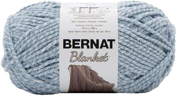 Bernat Blanket Big Ball Yarn Fog Twist