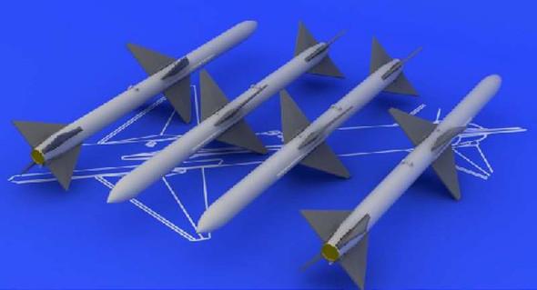 AIM-7E Sparrow- 1:48 -Eduard Brassin