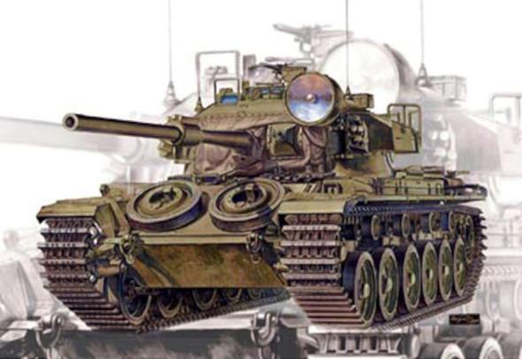 AFV Club Centurion MK V/I RAAC Tank Vietnam -- Plastic Model Tank