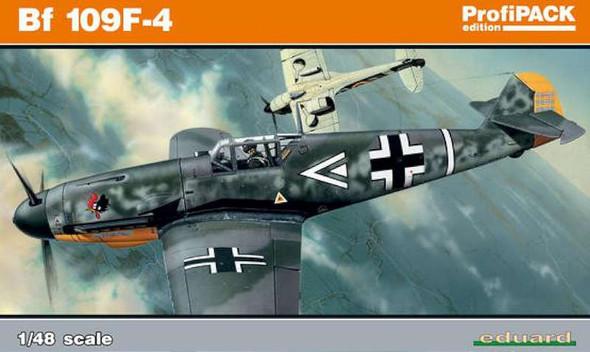 1/48 Bf109F4 Fighter (Profi-Pack Plastic Kit)