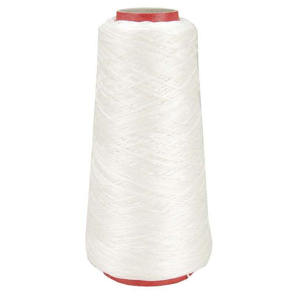 DMC 6-Strand Embroidery Cotton 100g Cone White