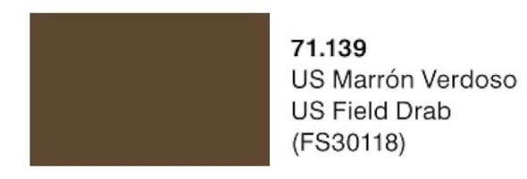 Model Air - Singles Model Air: US Field Drab (17 ml)