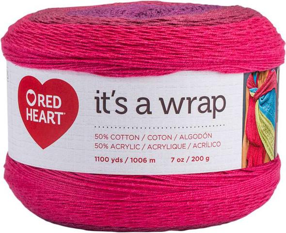 Red Heart It's A Wrap Yarn Romance