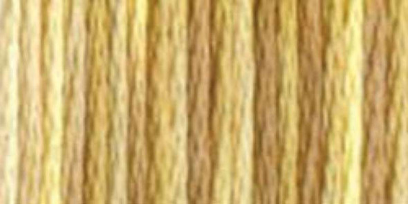 DMC Color Variations Pearl Cotton Size 5 27yd Toasted Almond