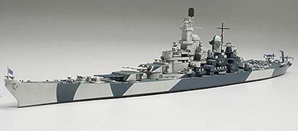 USS Iowa BB-61, 1/700 by Tamiya, Model Ship