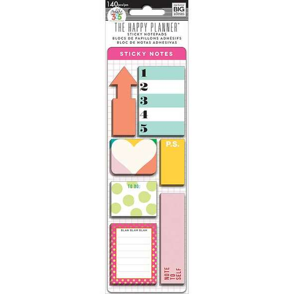 Create 365 Planner Sticky Notes Brights
