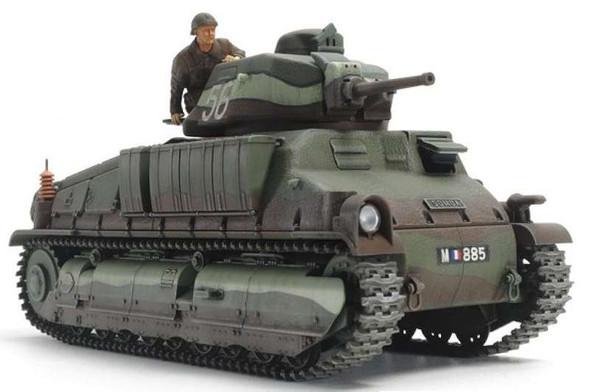 Tamiya 1/35 French Medium Tank Somua S35 35344