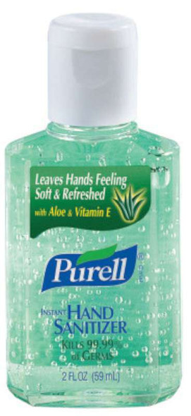 Gojo® Purell® Instant Hand Sanitizers with Aloe