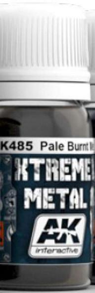 AK Interactive Xtreme Metal Pale Burnt Metal Metallic Paint (30ml)