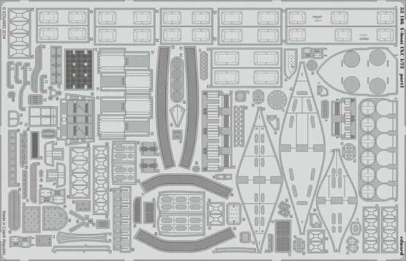 1/72 Ships- U Boat IXC for RVL