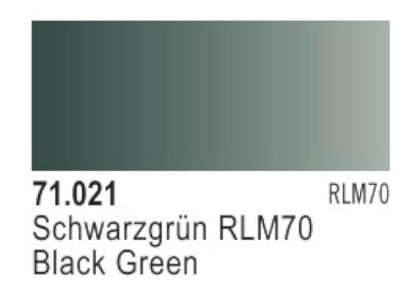 Black Green Mint/New
