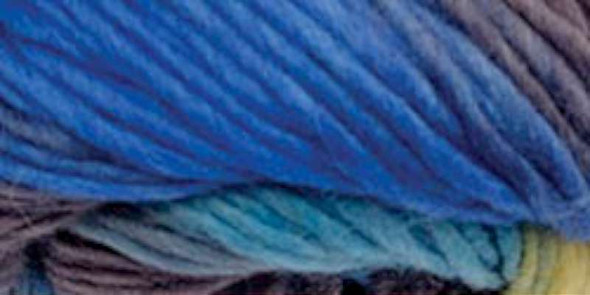 Kaleidoscope Yarn Blue River