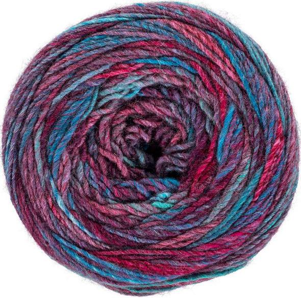 Red Heart Yarn Roll With It Melange Gossip