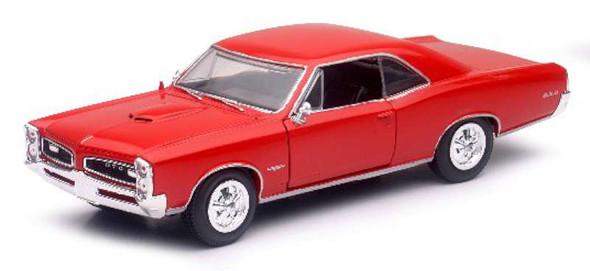 New Ray 71853A 1/24 Pontiac GTO Red NRYV1853