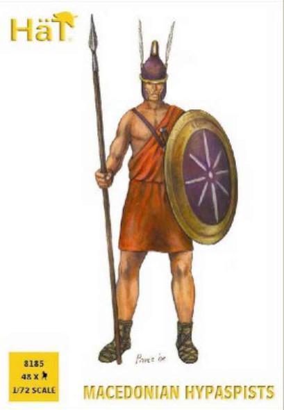 Hat Industrie Macedonian Hypaspists (1:72)