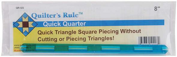 """Quilter's Quick Quarter 8"""""""