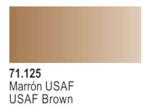 Vallejo USAF Brown Paint, 17ml