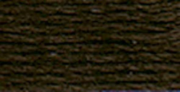 DMC 6-Strand Embroidery Cotton 100g Cone Black Brown