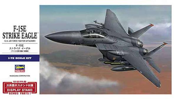 Hasegawa 01569 Aircraft - F-15E Strike Eagle (Plastic model)